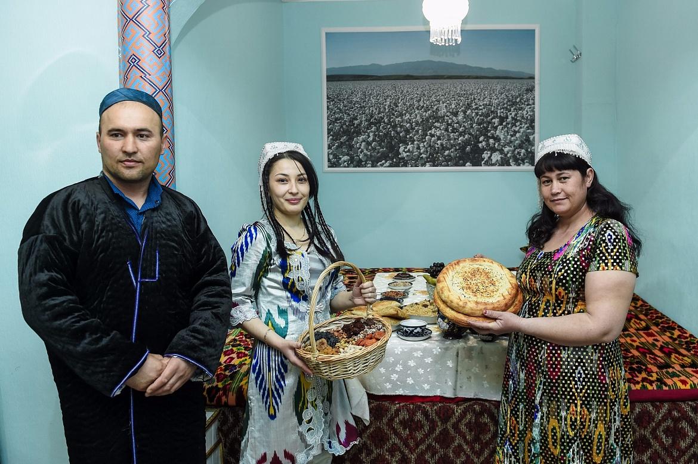 узбекские стихи про дружбу